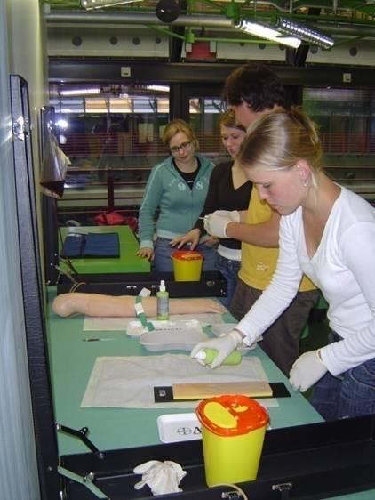 Aixtra Aachen aixtra skills lab rwth aachen faculty of medicine