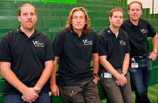 event technology team