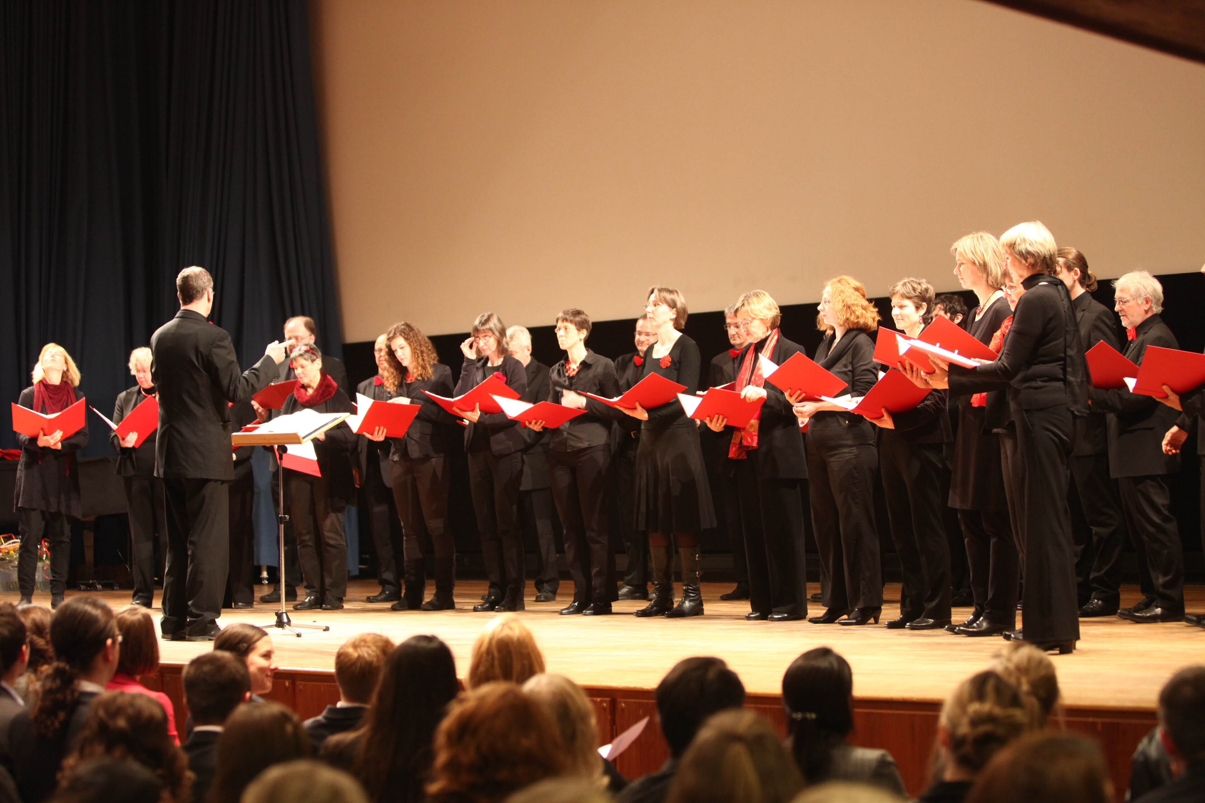 Framework Program - Aachen Chamber Choir