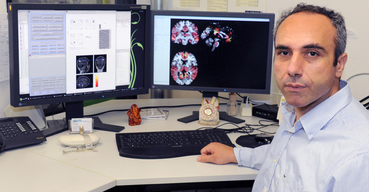 Brain Imaging Facility, Manager Gianluca Mingoia