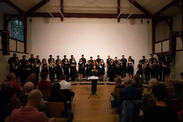 Chamberchoir in Couvenhalle